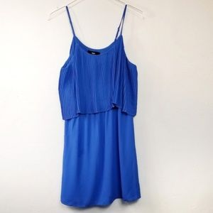 Mossimo royal blue dress